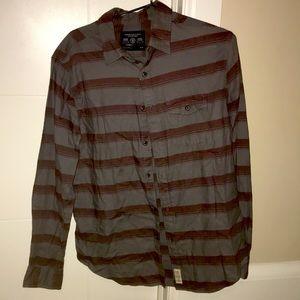 Men's American Eagle Button Down Shirt